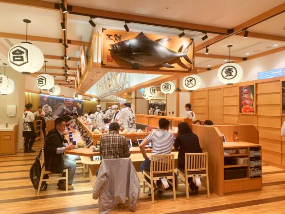 那波麗士股份有限公司 【●合點-用餐環境●】