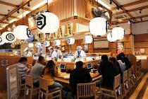 那波麗士股份有限公司 【●合點-用餐客席●】