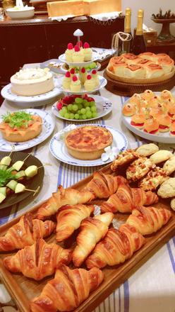 Miss V Bakery_瘋果子有限公司 【家庭派對】