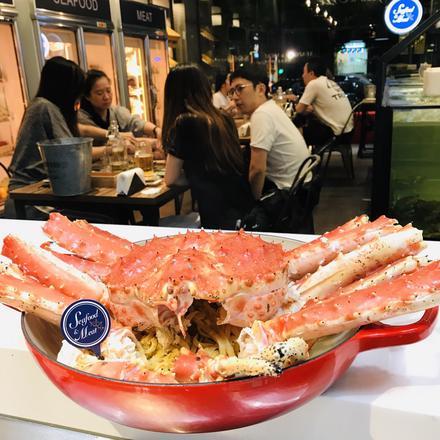 Seafood & Meat 波波海鮮市集_加禮股份有限公司 環境照