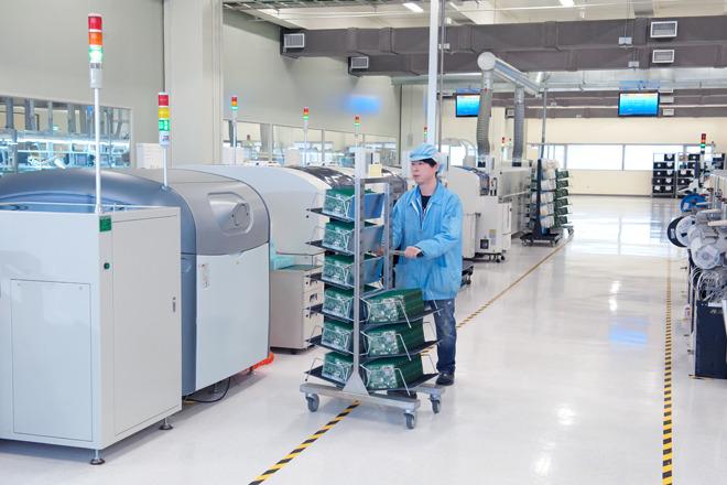 飛捷科技股份有限公司 【製造中心-整潔作業環境】
