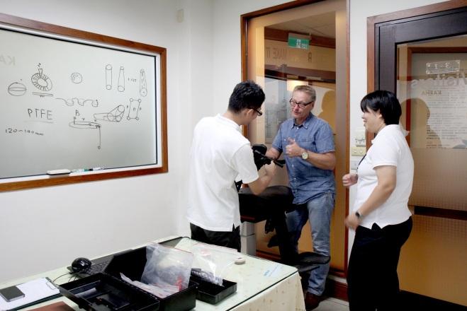 康揚股份有限公司 【台灣嘉義會議室】
