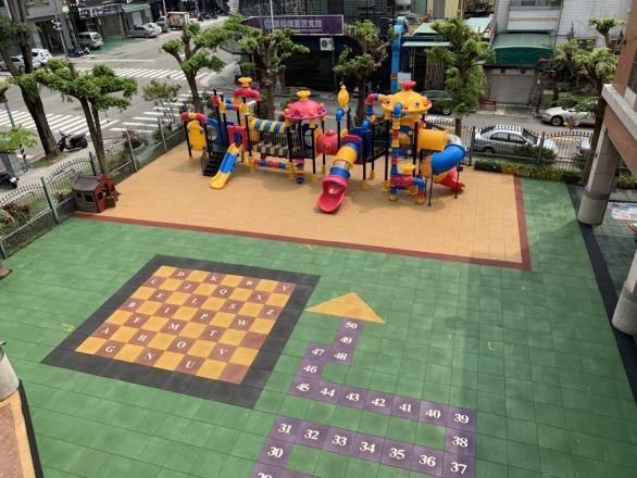 臺中市私立劍橋幼兒園 環境照