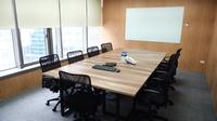 雲迹科技有限公司 【乾淨整潔的會議空間】