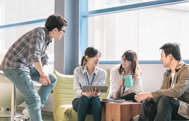 漢民科技股份有限公司 【勇於嘗試不同的文化風格,追求創意的工作型態】