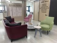 比菲多_台灣比菲多食品股份有限公司 【辦公室一隅-會客區】