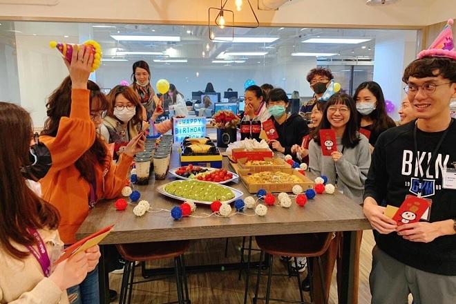 台灣樂天市場股份有限公司 環境照