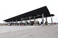 台北港貨櫃碼頭股份有限公司 【管制站進出作業環境。】