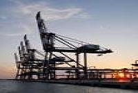 台北港貨櫃碼頭股份有限公司 環境照