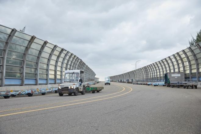 遠雄航空自由貿易港區股份有限公司 環境照