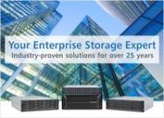 普安科技股份有限公司 【EonNAS系列新產品,中小型企業最佳資料分享與儲存解決方案】