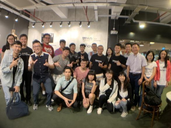 塞席爾商悠福科技股份有限公司 【2019 Vision Program at Singapore】