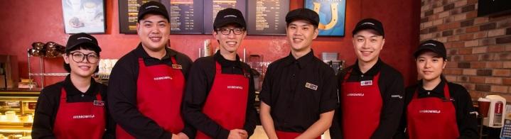 伯朗咖啡股份有限公司 - 企業形象