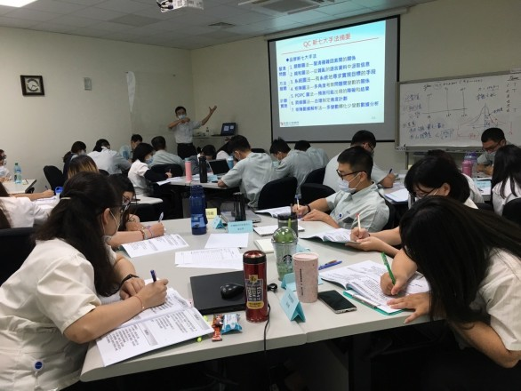台灣松下多層材料股份有限公司 【教育訓練】