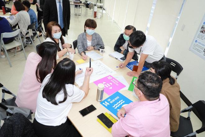 富邦媒體科技股份有限公司(富邦momo) 【多元訓練-經驗傳授】