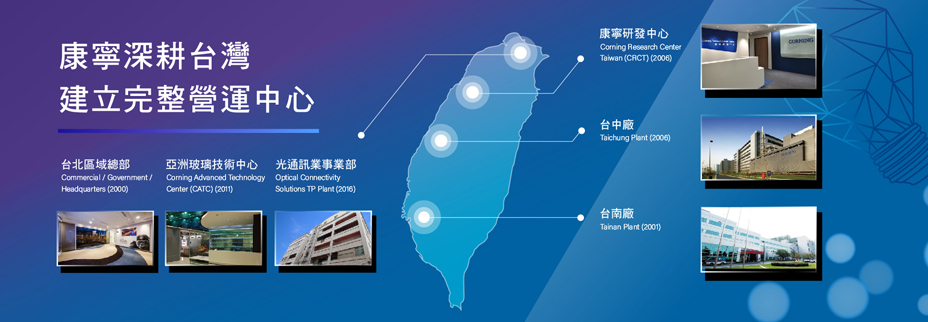 台灣康寧顯示玻璃股份有限公司 環境照