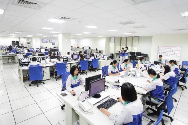台灣賽諾世股份有限公司 環境照
