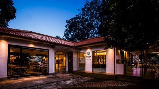 王維咖啡國際有限公司 環境照
