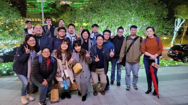 安普新股份有限公司 【同仁聚餐】