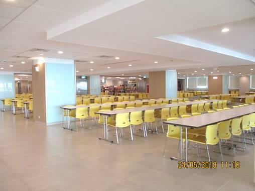 大立光電股份有限公司 【明亮寬敞的餐廳】