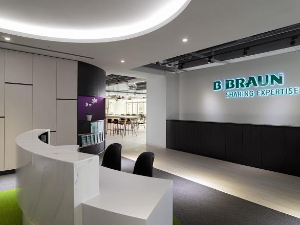 德商B. Braun Group _台灣柏朗股份有限公司 【Reception】