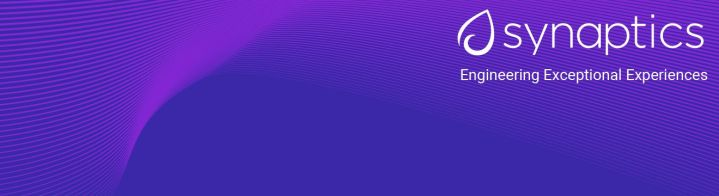 (Synaptics Taiwan)香港商新思國際科技有限公司台灣分公司 - 企業形象