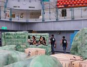 上海商業儲蓄銀行股份有限公司 【2014年公司行慶園遊會於台大新體舉行,免費玩遊戲,有吃有好玩】