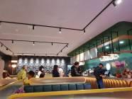 茶自點複合式餐廳_秋水堂有限公司 【二代店裝潢時尚優雅】
