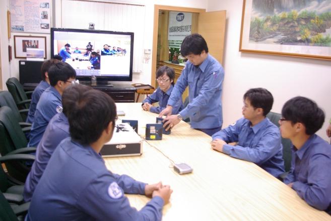 台旭環境科技中心股份有限公司 【視訊會議教育訓練】