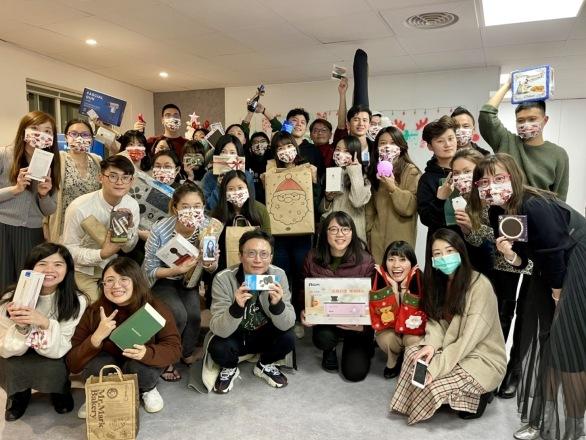 海棠設計有限公司 【歡樂聖誕節之老公公的交換禮物】