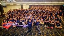 HUNG YANG SOFTWARE TECH. CO., LTD._鴻揚科技有限公司 【2019_半年會之全體合照】