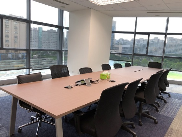 臺灣艾羅科技有限公司 【會議室】