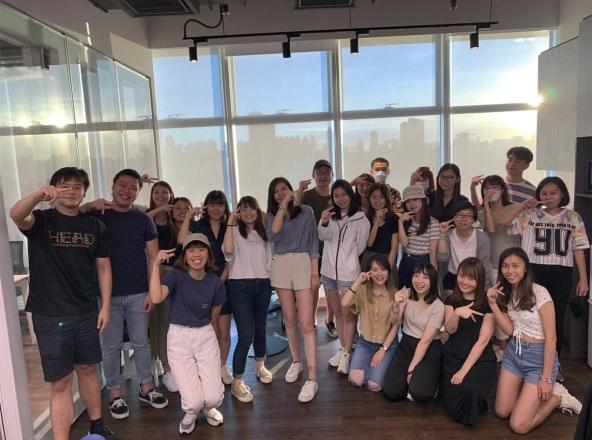 香港商泛播媒體有限公司台灣分公司 環境照