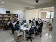 芙亞國際股份有限公司 【開放的辦公室環境+不間斷的音樂輪播】