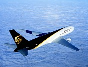UPS_美商優比速國際股份有限公司台灣分公司 【UPS Plane】