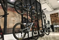 FOX Factory_瑞士商弗克司股份有限公司台灣分公司 【It's normal to see our colleagues' mountain bikes in our office, sports culture are everywhere here.】