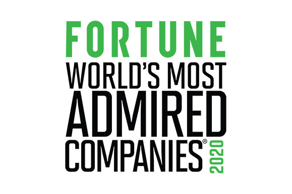 Medtronic (Taiwan) Ltd._美敦力醫療產品股份有限公司 【Fortune names Medtronic among 'MOST ADMIRED COMPANIES' in 2020】