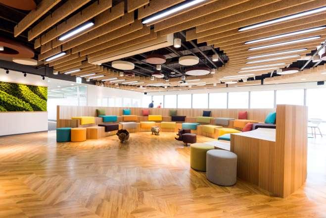 (ASML)台灣艾司摩爾科技股份有限公司 【活潑的會議空間,激發創意思維】