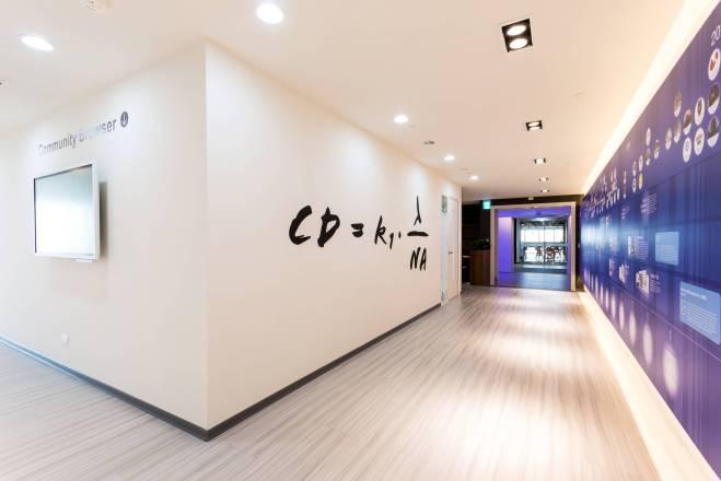 (ASML)台灣艾司摩爾科技股份有限公司 【新穎、現代的公共空間】