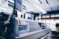 At the Venue inc._光暉服飾有限公司 【電腦化的設備,讓針織的變化更多更快速!】