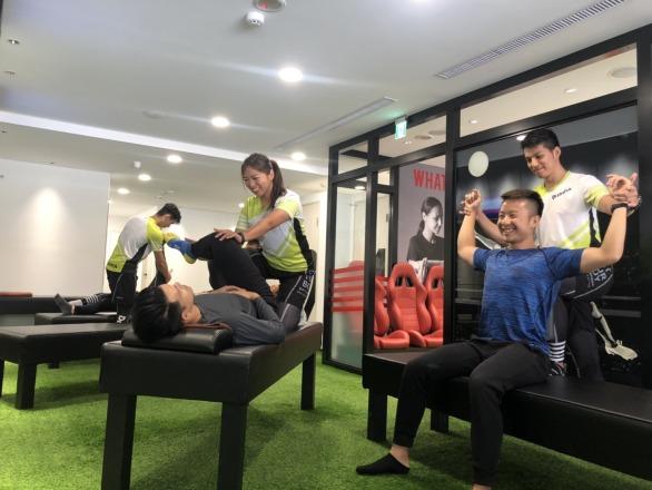 台灣獎宏股份有限公司 環境照